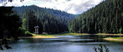 Поход к озеру Синевир (4 дня)