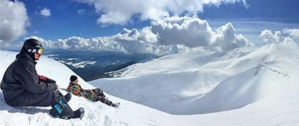 Лыжный тур на Драгобрат (5 дней)