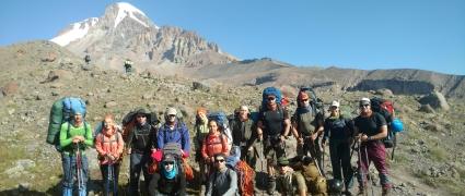 Грузия. Восхождение на Казбек, 5033 м (9 дней)