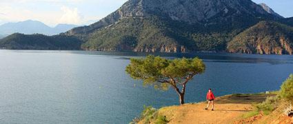 Турция. Ликийская тропа вдоль моря (9 дней)