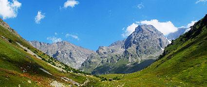 Грузия. Ледники и пятитысячники Сванетии (9 дней)