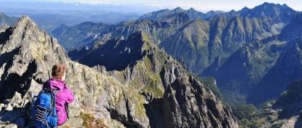 Словакия. Высокие Татры. Восхождение на Рысы