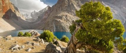 Фанские горы. Озера и перевалы + Энергия 5120 м