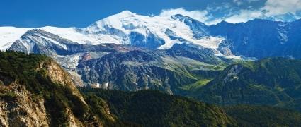 Альпы. Восхождение на Монблан (9 дней)