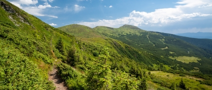 Трансчерногора - все двухтысячники Карпат (6 дней)
