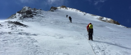 Фаны. Восхождение на Энергию 5120 м (12 дней)