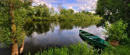 Сплав по реке Снов (2 дня)