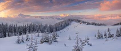 Зимнее восхождение на Кукул, 1569 м (2 дня)